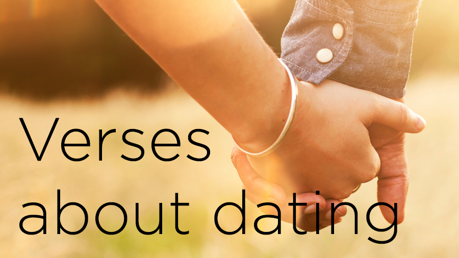 Dating an unbeliever bible verses